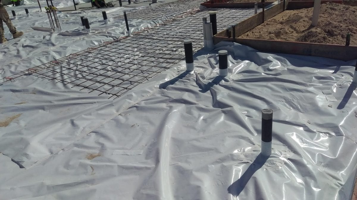 termite barrier